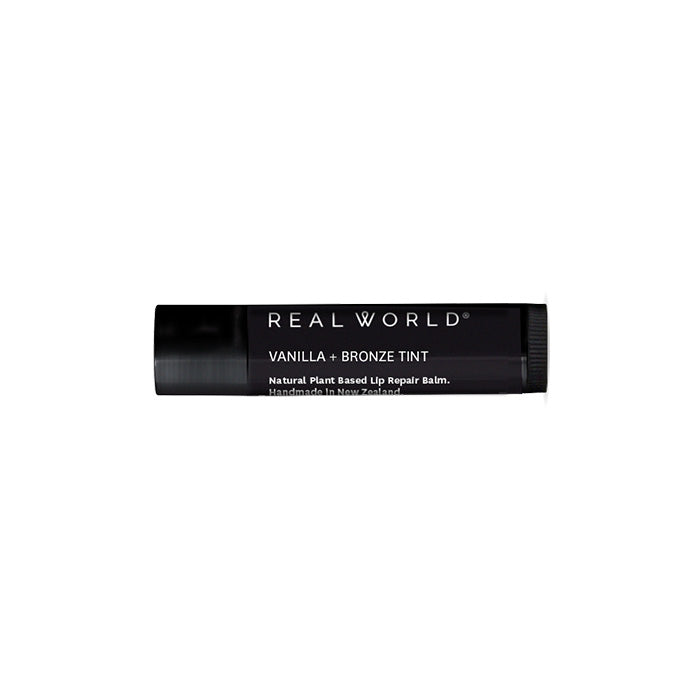 Real World - Vanilla + Bronze Tint Lip Balm