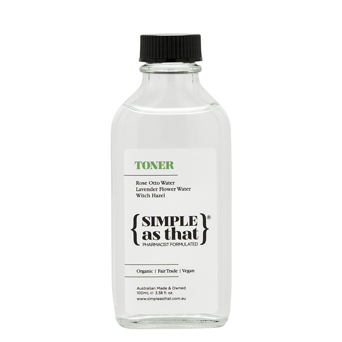 Simple As That - Toner