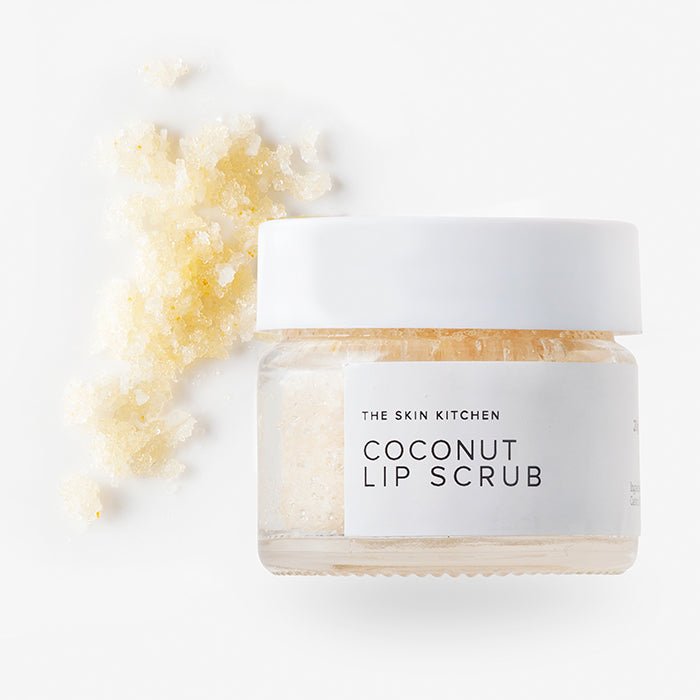 The Skin Kitchen - Coconut Lip Scrub