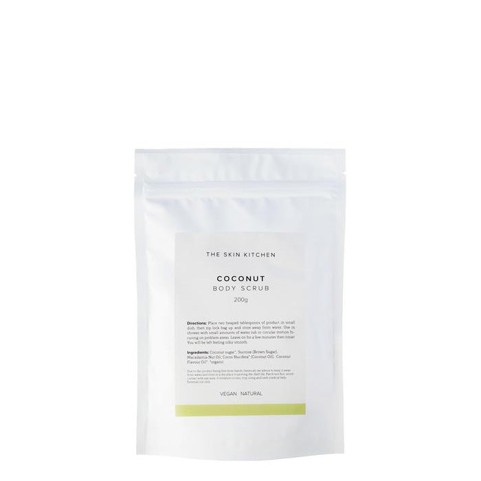 The Skin Kitchen - Coconut Body Scrub