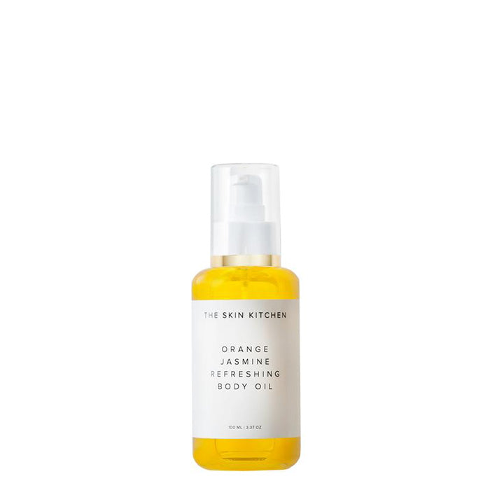 The Skin Kitchen - Orange & Jasmine Body Oil