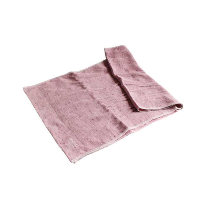 Moku Towel by Kontex is your go to towel for any active or travel situation. 100% Cotton, organic dyes and no palm oil. Highly absorbent, lightweight and quick drying, it wipes sweat away quickly and folds away small so that you can stash it in your bag. Pink, 33cm x 100cm