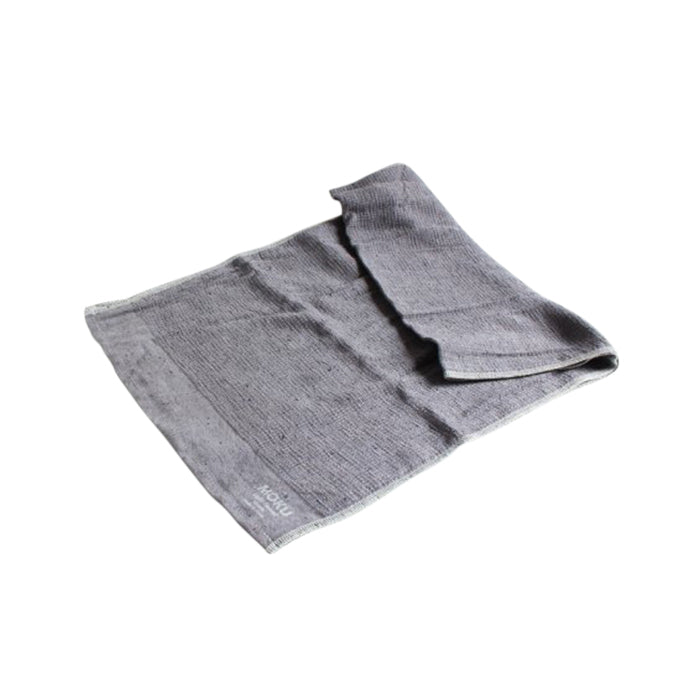 Moku Towel by Kontex is your go to towel for any active or travel situation. 100% Cotton, organic dyes and no palm oil. Highly absorbent, lightweight and quick drying, it wipes sweat away quickly and folds away small so that you can stash it in your bag. Purple, 33cm x 100cm