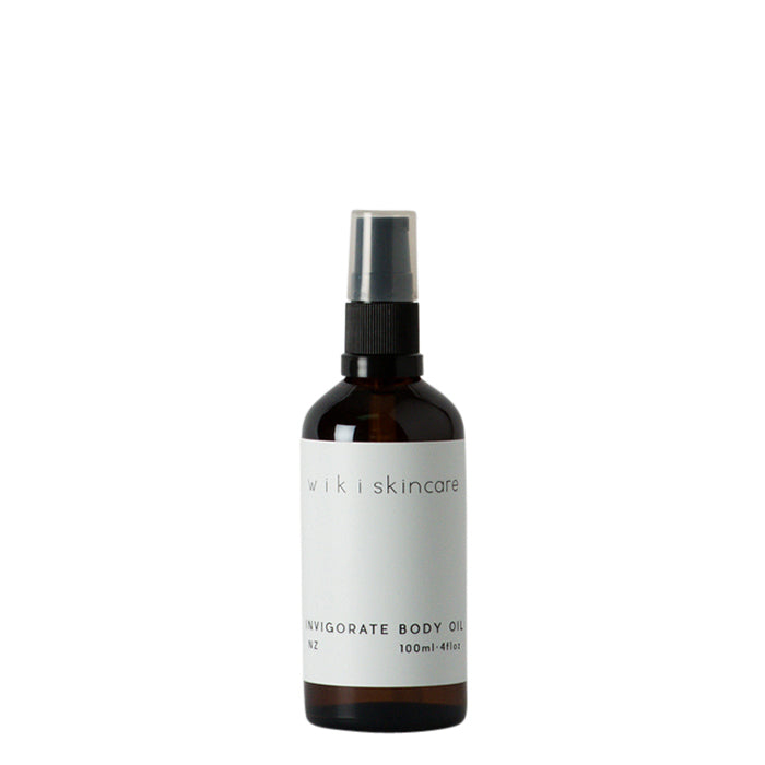 Wiki Skincare - Invigorate Body Oil