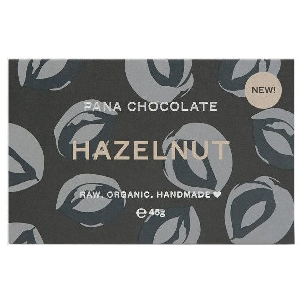 Pana Chocolate - 45g Bar - Hazelnut
