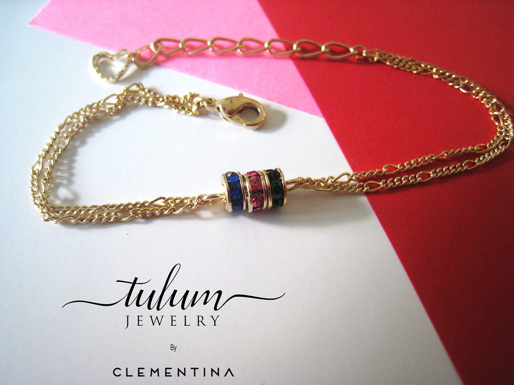 PULSERA BARRILITO