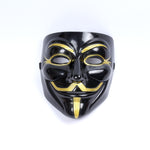 Black Anonymous /Guy Fawkes Mask