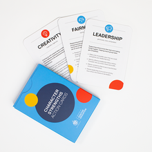 Character Strengths Cards