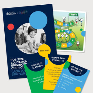 Grow Your Strengths Board Game (digital download)