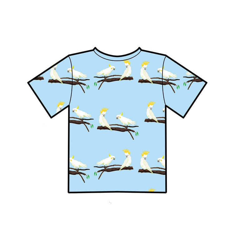 Cockatoo tee