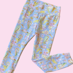 Blue Gumnut Babies Leggings