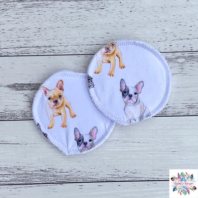French Bulldog breast pads