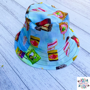 Aussie Favourites bucket hat