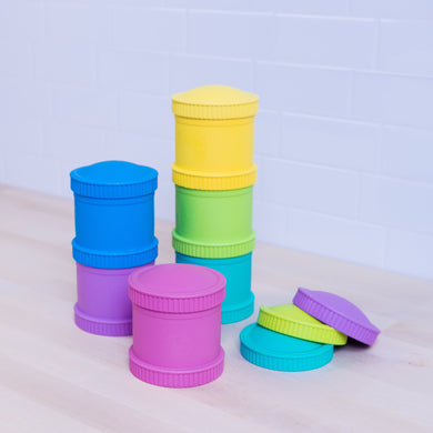 Re-Play Snack Stacks - 2 Pods 1 Lid