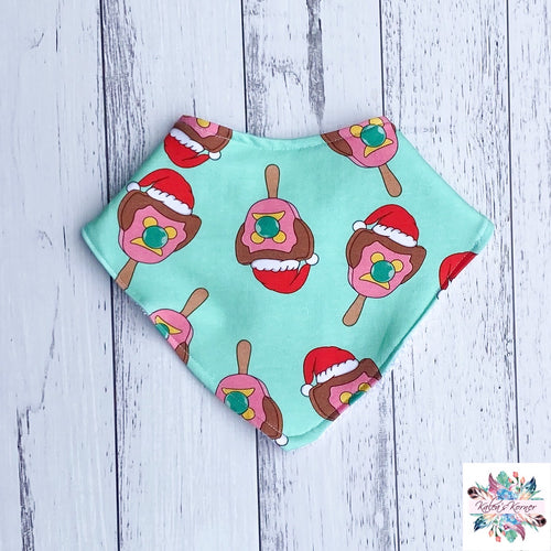 Christmas Bubble O Bill Bib PREORDER