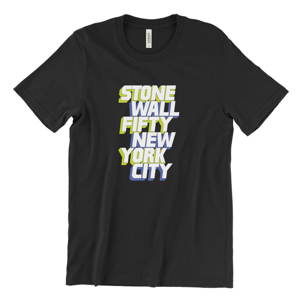 Limited Edition Stonewall 50 T-Shirt