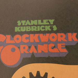 Clockwork Orange Movie Poster Walk Sticker