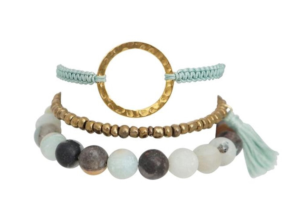 Earth Stack - Carolyn Hearn Designs