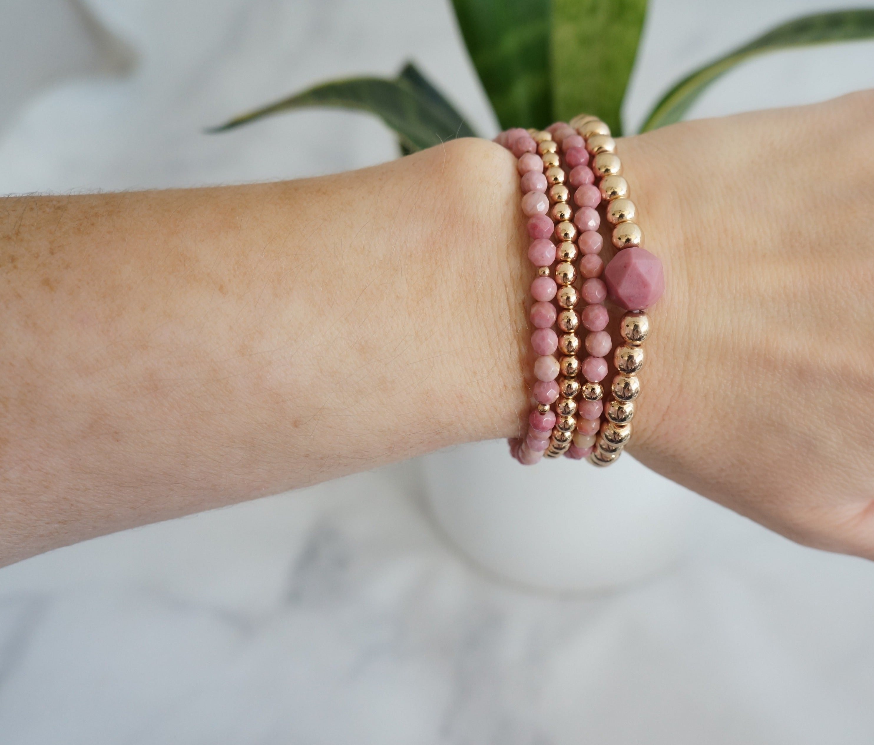 Pure Love Bracelet Stack