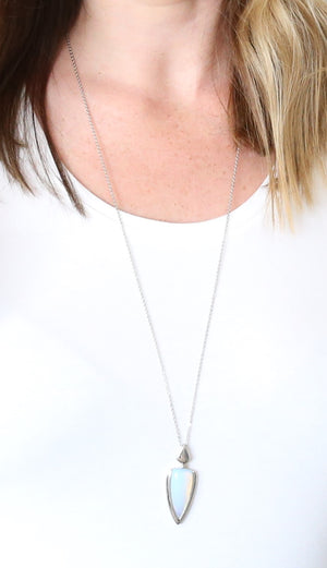 Perspective Necklace - Carolyn Hearn Designs