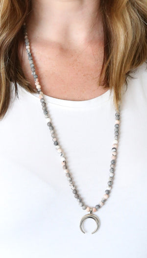 Rooted Necklace - Carolyn Hearn Designs