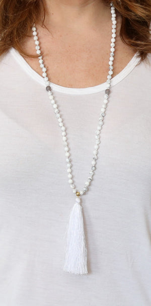 Pure Mantra Mala - Carolyn Hearn Designs
