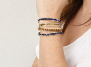 Evolution Wrap Bracelet - Carolyn Hearn Designs