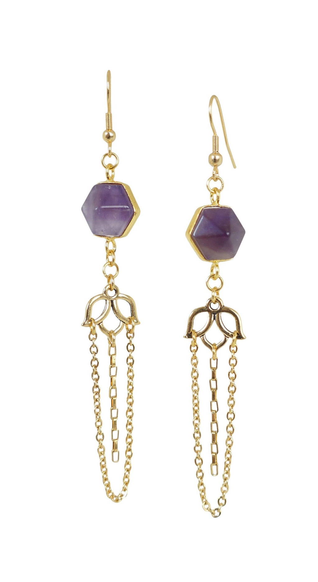 Intention Earrings - Carolyn Hearn Designs