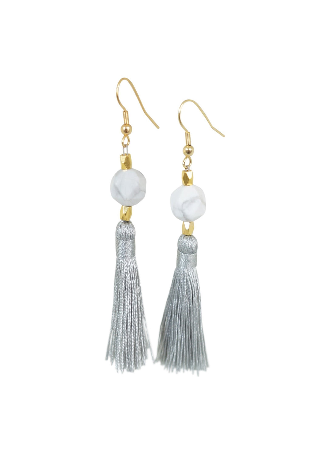 Content Earrings - Carolyn Hearn Designs