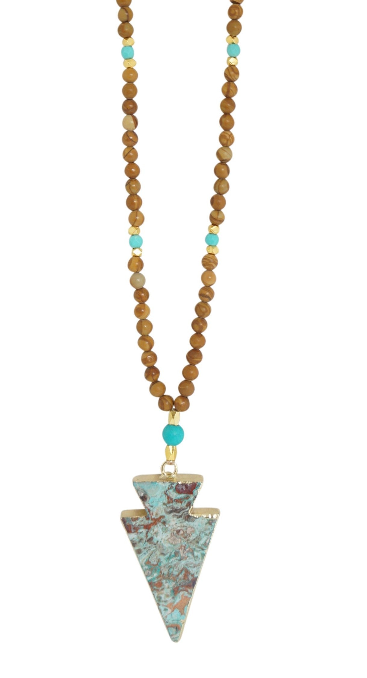 Prosper Necklace - Carolyn Hearn Designs