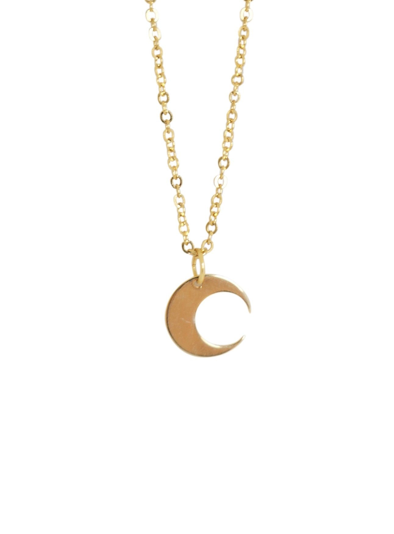 Crescent Necklace - Carolyn Hearn Designs