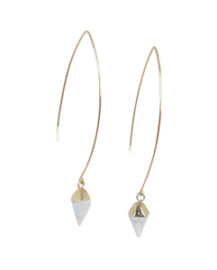 Clarity Earrings - Carolyn Hearn Designs