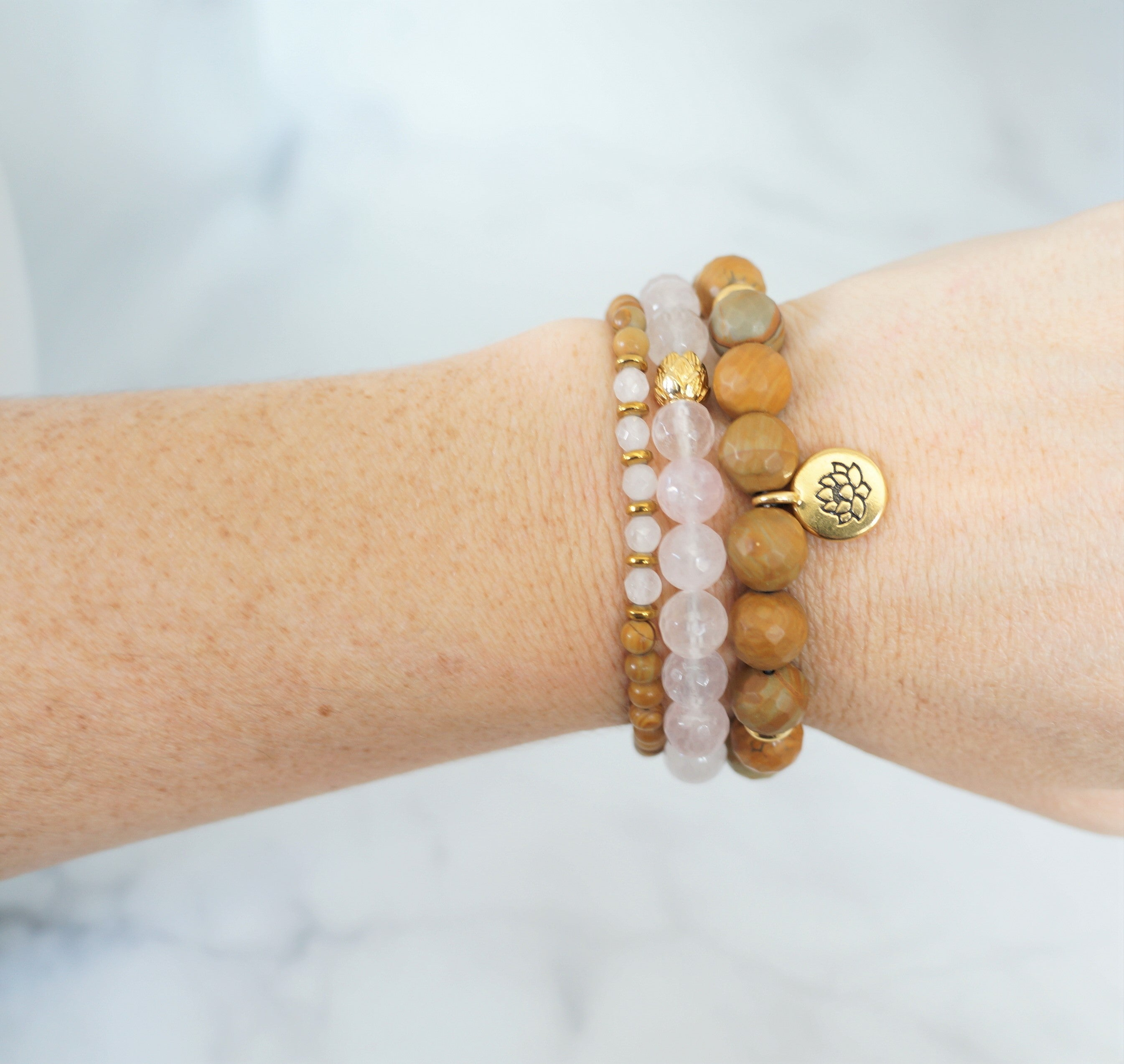 Compassion Stack - Carolyn Hearn Designs