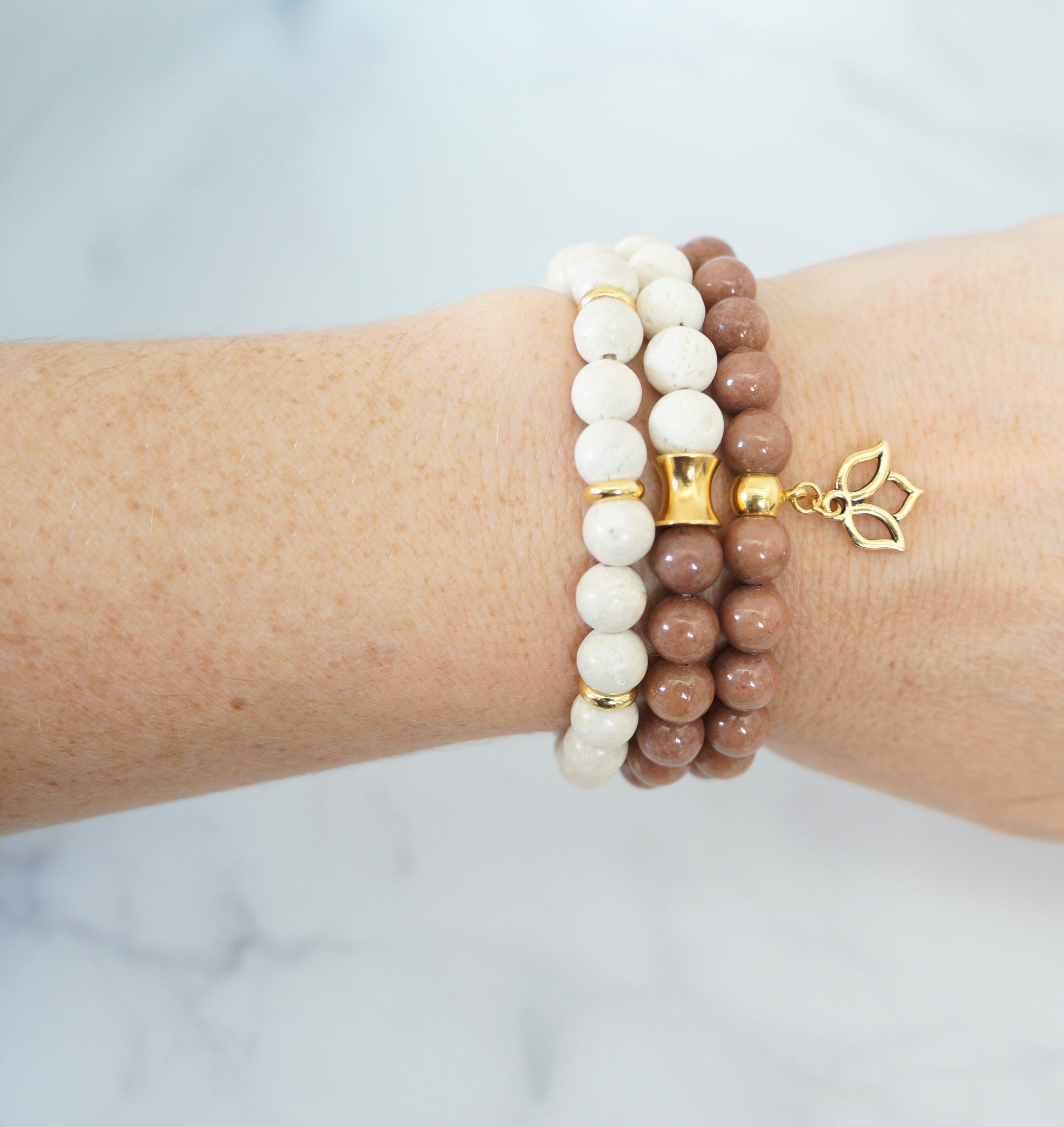 Rooted Stack - Carolyn Hearn Designs