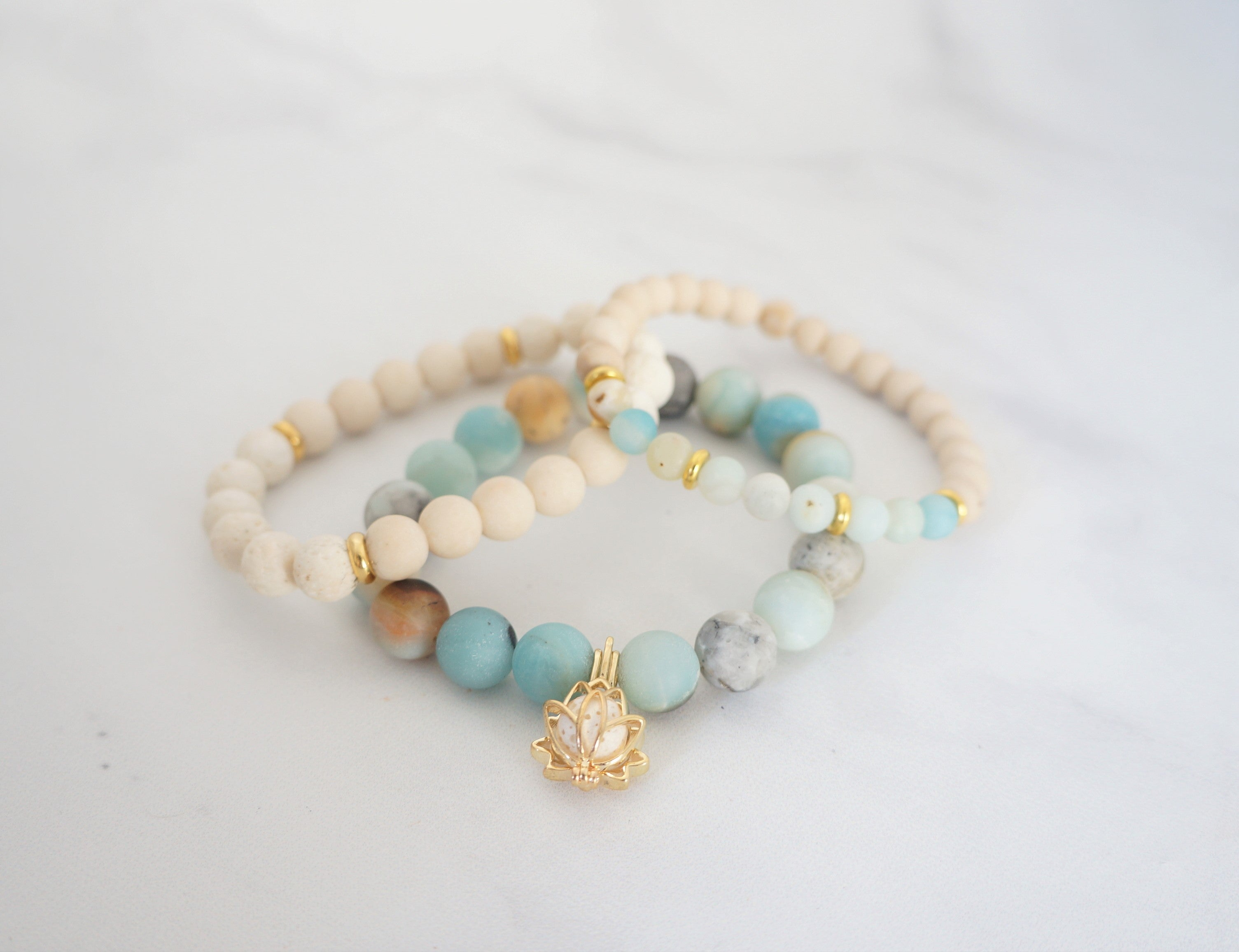 Manifestation Stack - Carolyn Hearn Designs