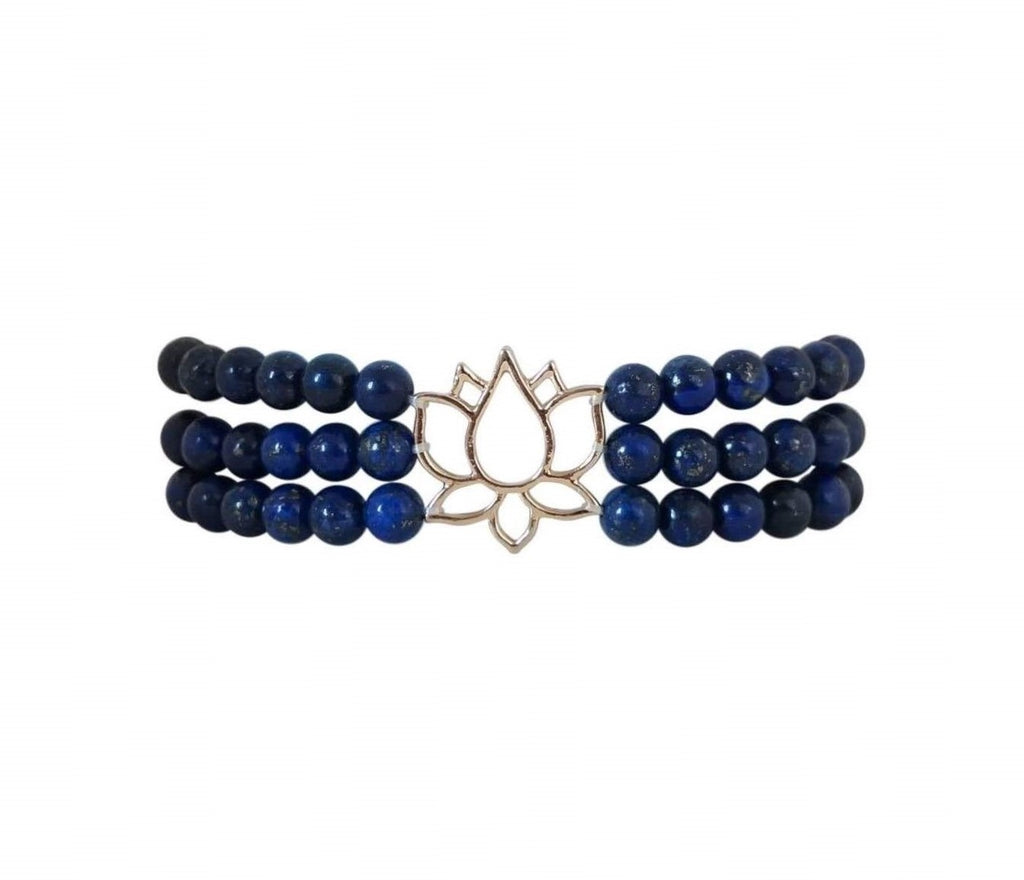 Elevate Lotus Bracelet - Carolyn Hearn Designs