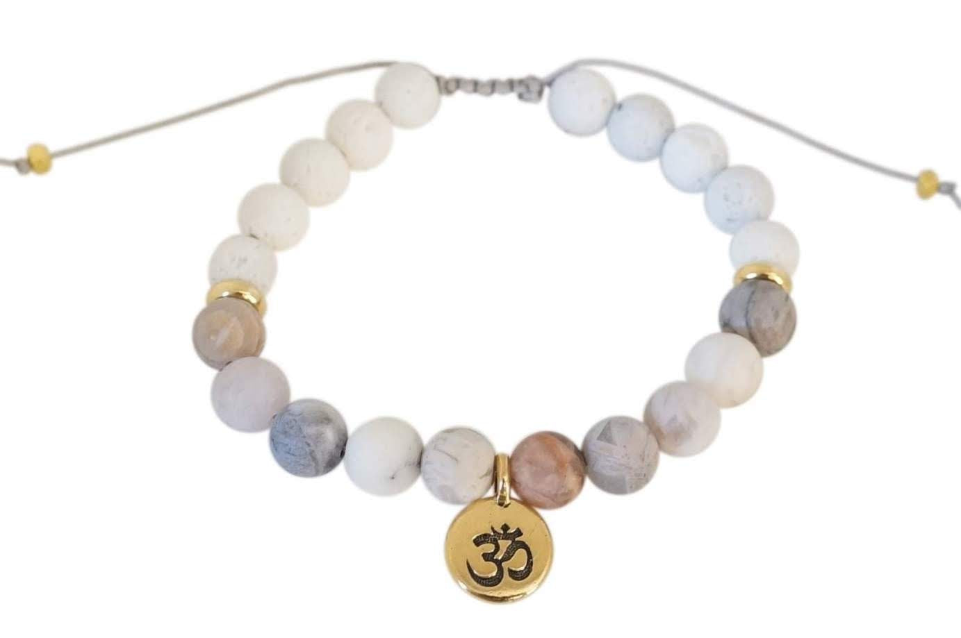 Essential Oil Courage Bracelet - Carolyn Hearn Designs