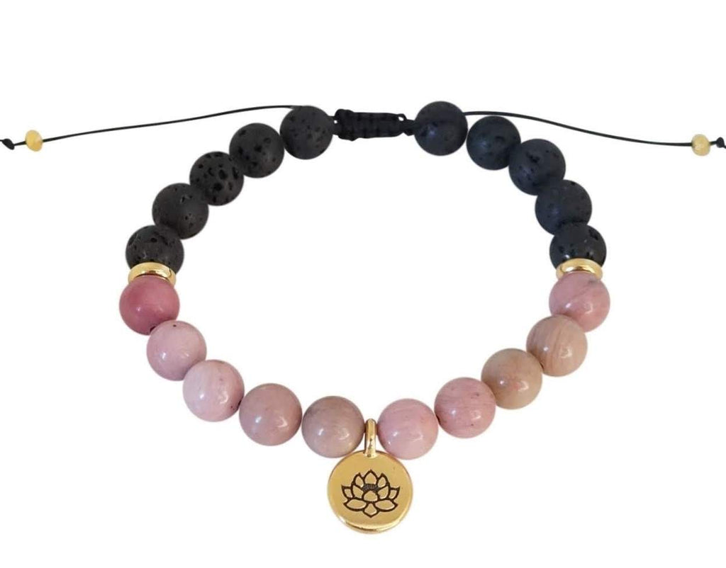 Essential Oil Love Bracelet - Carolyn Hearn Designs