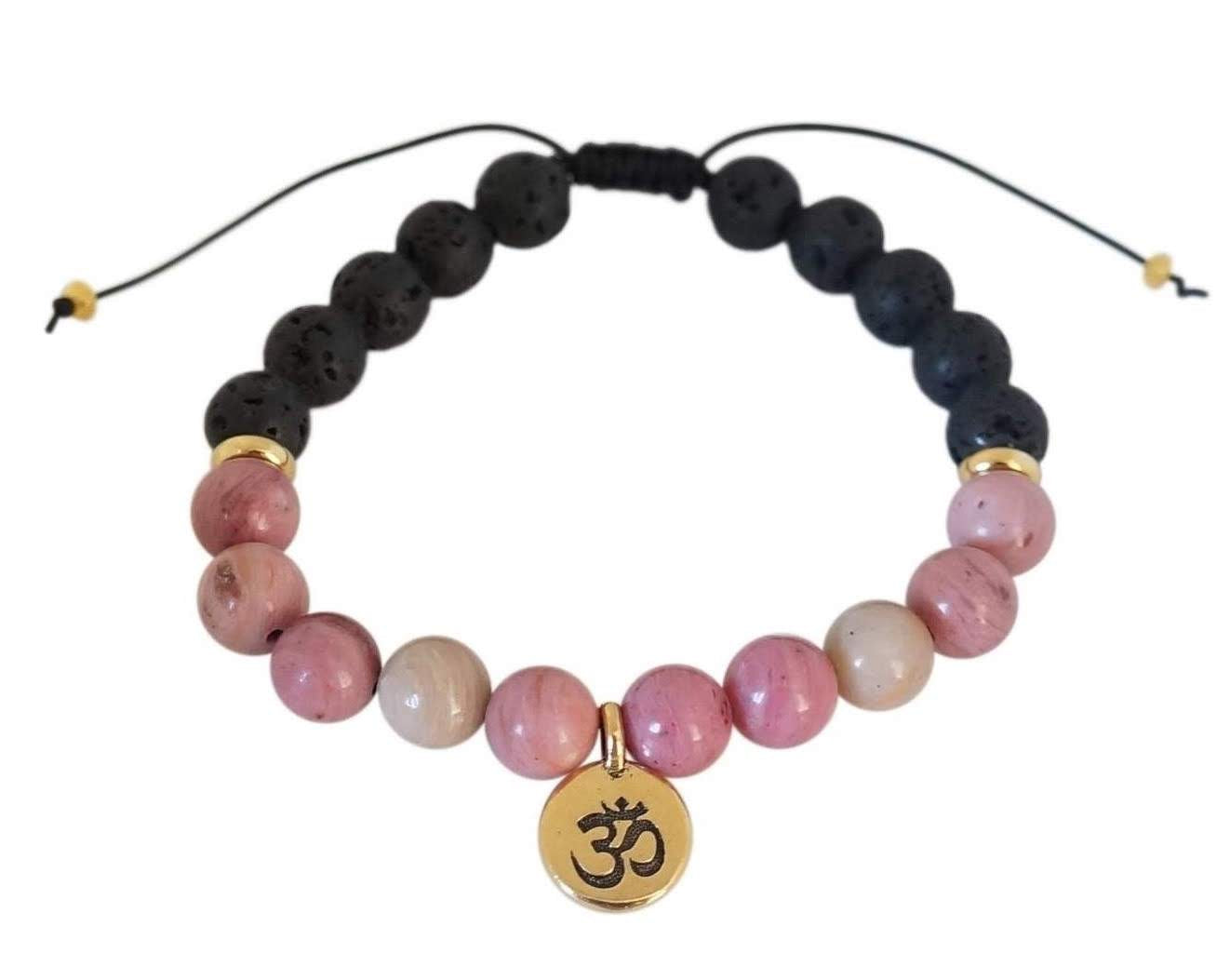 Essential Oil Strength Bracelet - Carolyn Hearn Designs