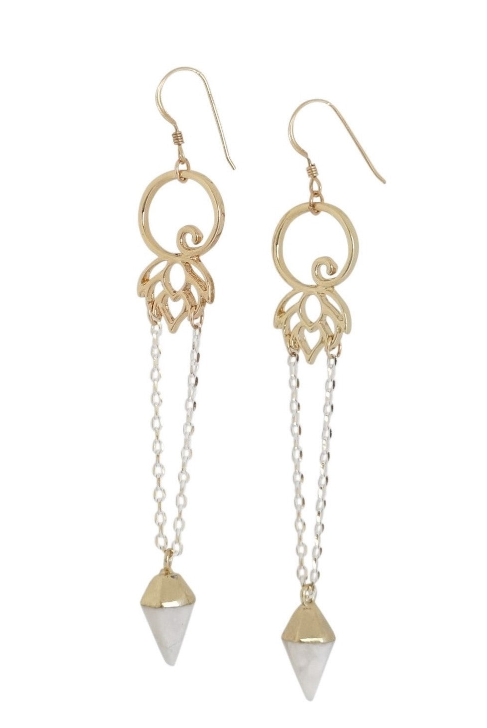 Intuition Earrings - Carolyn Hearn Designs