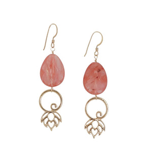 Connected Earrings - Carolyn Hearn Designs