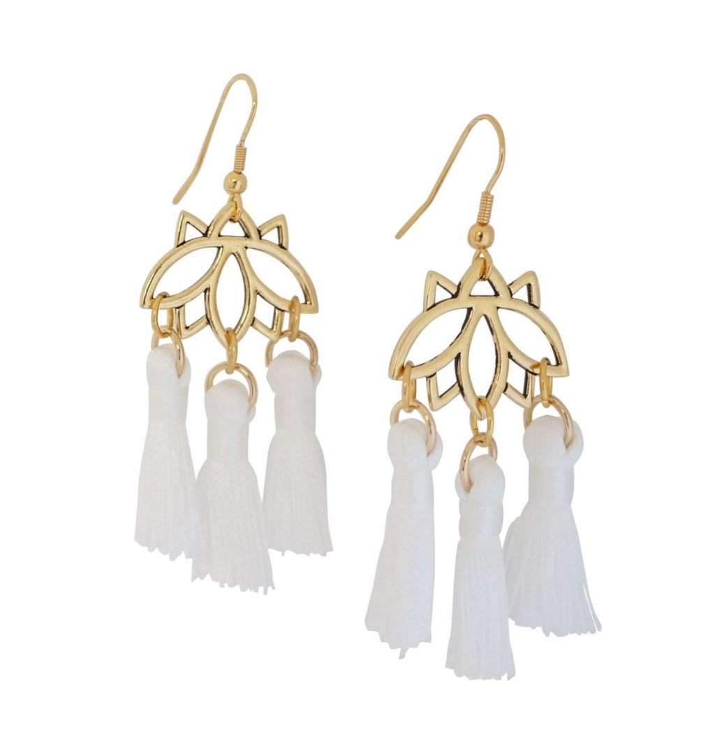Blossom Earrings - Carolyn Hearn Designs