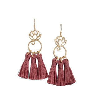 Compassion Earrings - Carolyn Hearn Designs