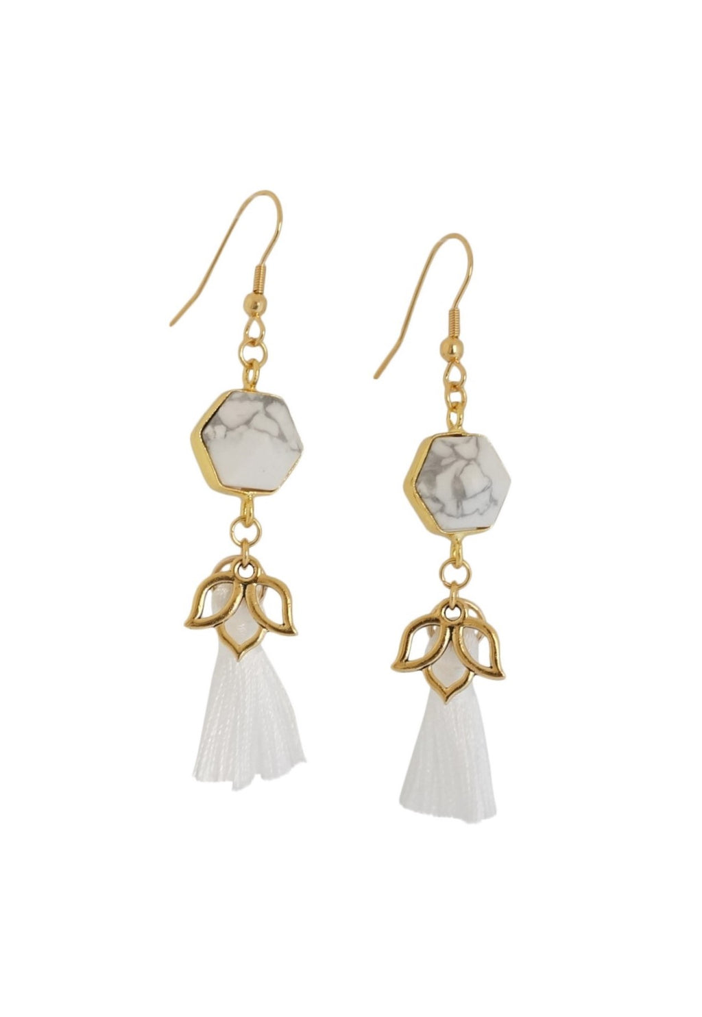 Calm Earrings - Carolyn Hearn Designs