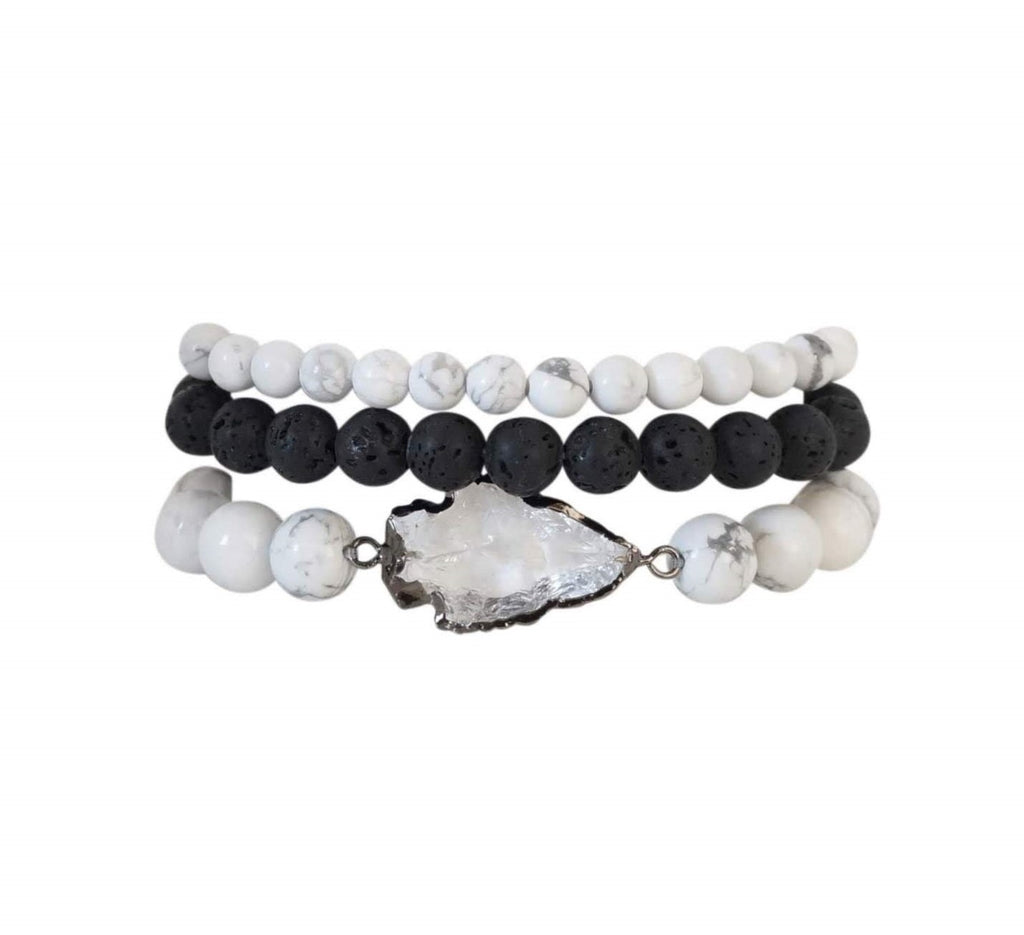 Pure Warrior Stack - Carolyn Hearn Designs