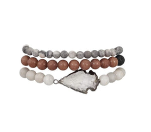 Divine Warrior Stack - Carolyn Hearn Designs