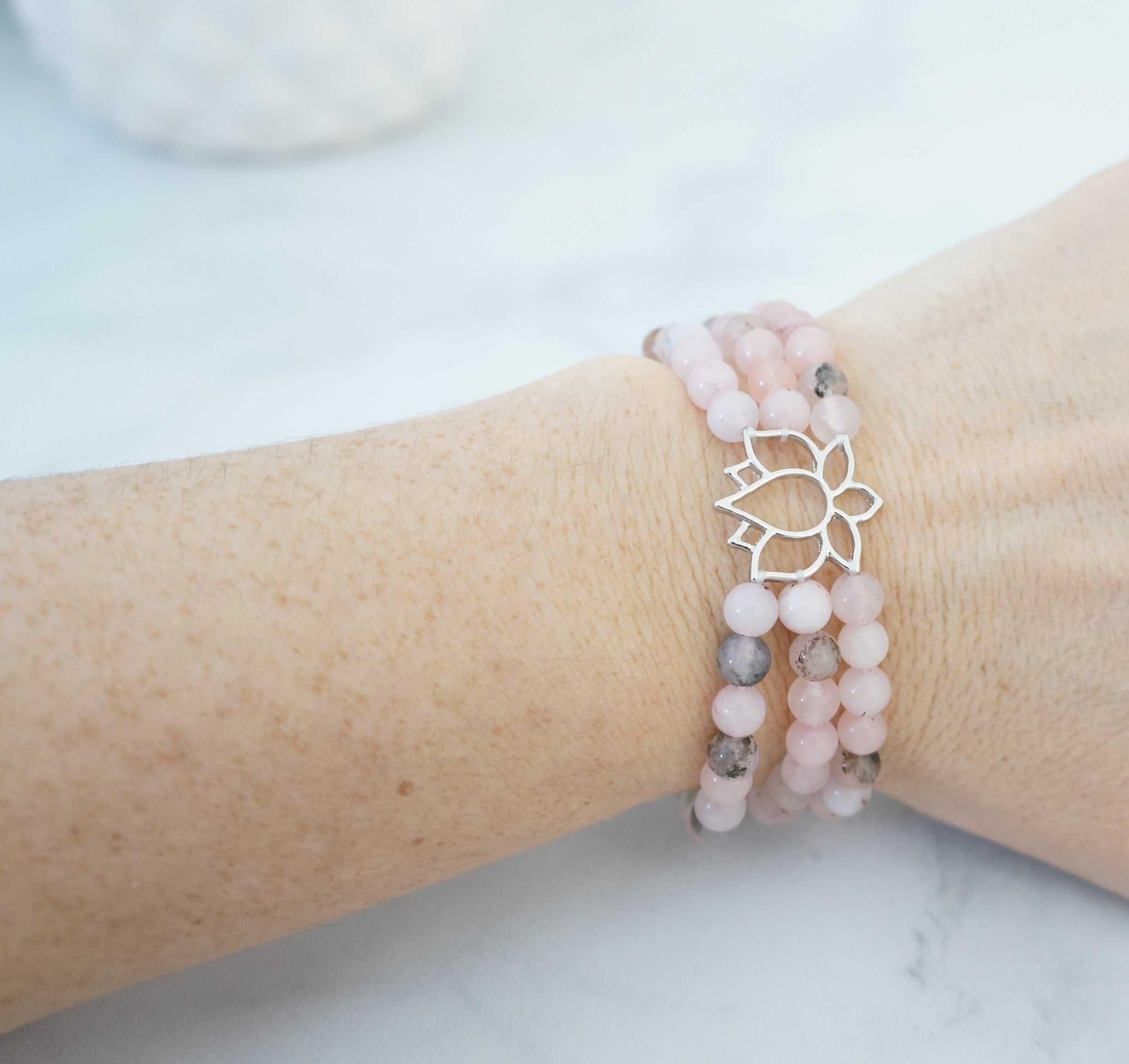 Understanding Lotus Bracelet - Carolyn Hearn Designs