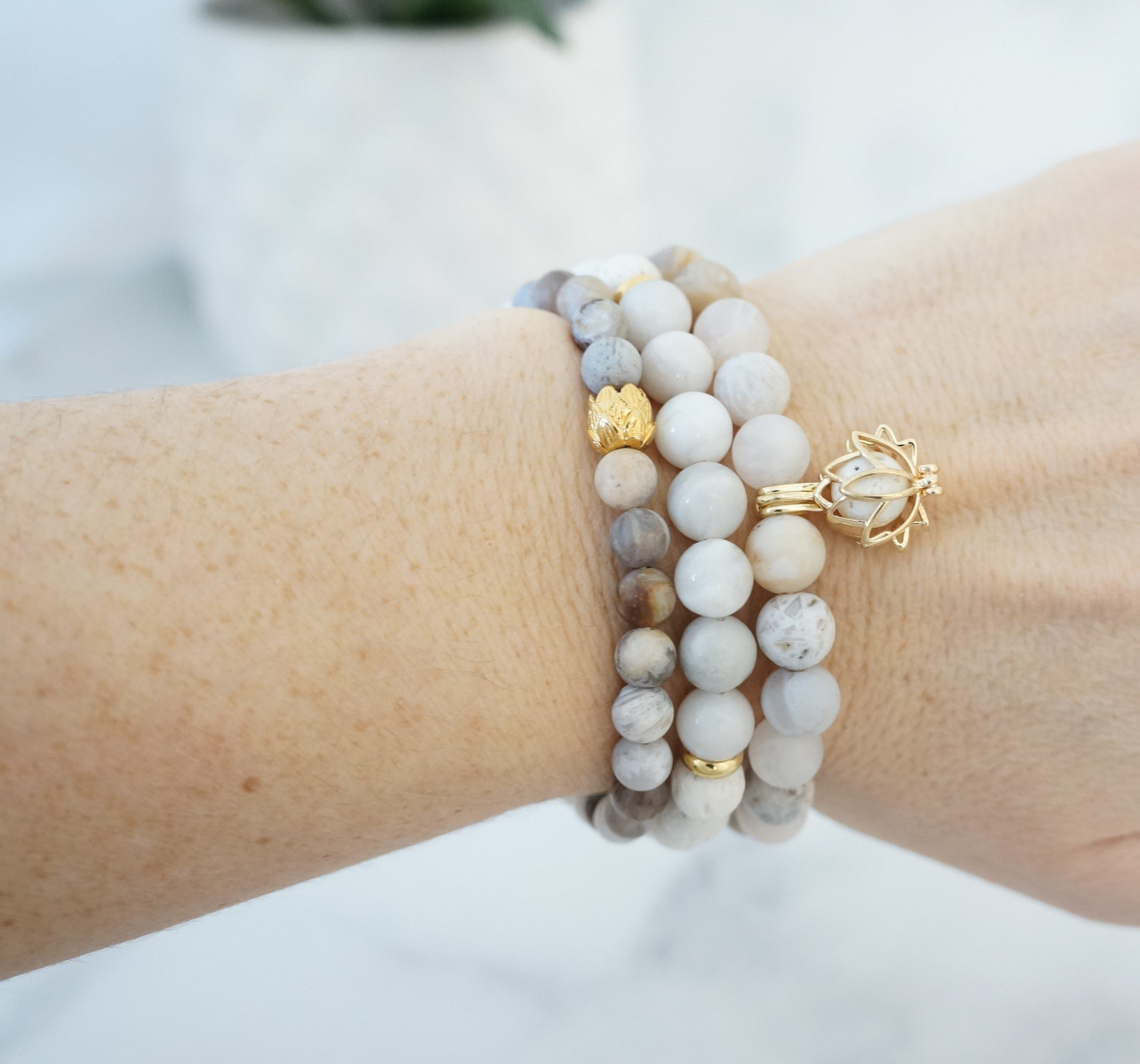 Grounded Stack - Carolyn Hearn Designs