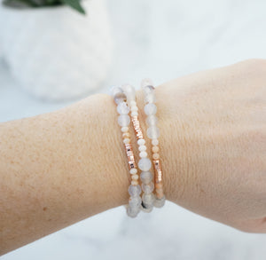 Intention Stack - Carolyn Hearn Designs