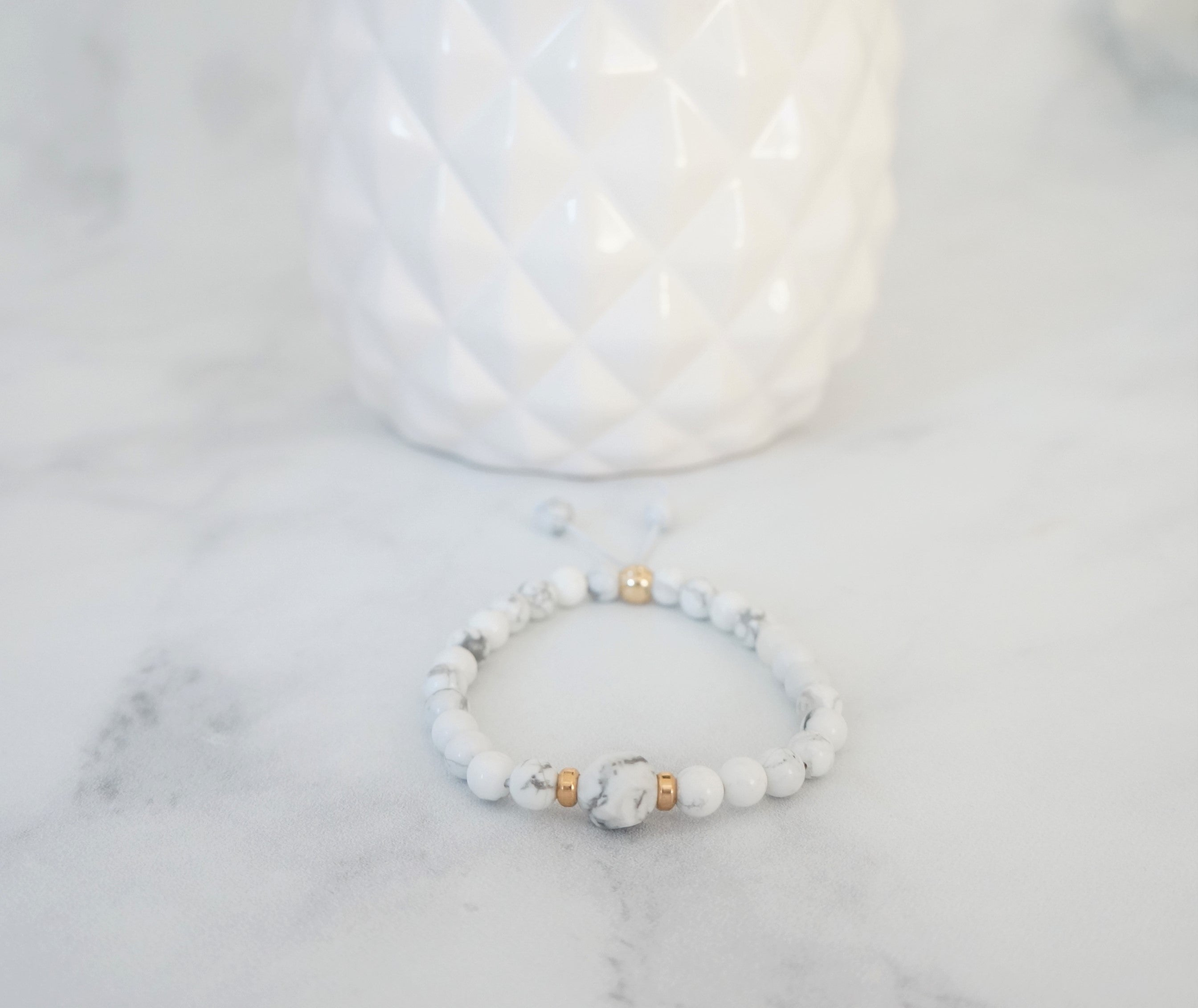 Pure Mala Bracelet - Carolyn Hearn Designs